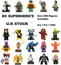 DC Minifigure Batman Lego & Custo Minifigures Suicide Mini Figure BUY 3 & 1 FREE