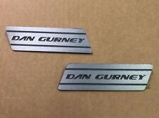 RARE 2005-2009 Saleen Ford Mustang Dan Gurney Edition H281 Fender Badges