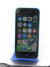 Apple iPhone 5c A1532 8GB Blue(Unlocked)ESN Clear-Very Good Condition-(VG)