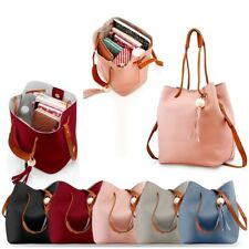 US Women New Handbag Shoulder Bags Tote Purse Leather Messenger Hobo Bag Satchel