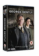 George Gently - Series 1 - Complete (DVD, 2009, 3-Disc Set) pre owned