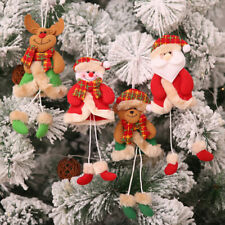 Christmas tree ornaments decoration xmas hanging home party decor holiday gift &