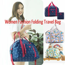 Fashion Folding Travel Bag Women Waterproof Luggage Packing Bag Large Capacity