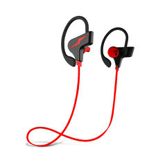Sports Bluetooth Headset Wireless In-Ear Earphone Bass Stereo Headphone With Mic