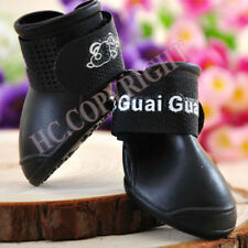 Waterproof Foot Protective Rubber Lovely Pet Dog Rain Shoes Boot Hot Sale B453