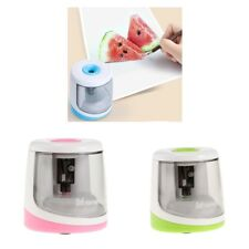Auto Electric Touch Switch Pencil Sharpener Home Office School Desktop Gift
