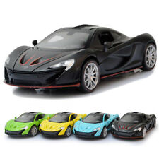 McLaren P1 Sports Car 1:32 Scale Car Model Diecast Gift Toy Vehicle Pull Back