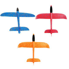 MagiDeal Foam Hand Throw Airplane Outdoor Launch Glider Kids Christmas Gift