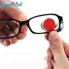 Ouneed Happy Home 2PC Glasses Sunglasses Eyeglass Spectacles Cleaner Cleaning