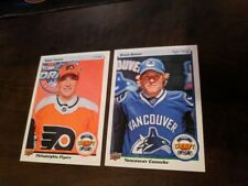 2017-18 Upper Deck Top Draft Pick Set BOESER PATRICK BARZAL CROSBY + MORE