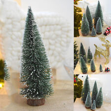 Small Pine Trees Christmas Decor Artificial Plants Xmas Tree Decoration