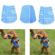 Pet Dog Cat Summer Cool Jacket Coat Ice Vest Clothes Breathable Instant Cooling