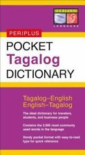 Pocket Tagalog Dictionary: Tagalog-English English-Tagalog (Periplus Pocket Dic