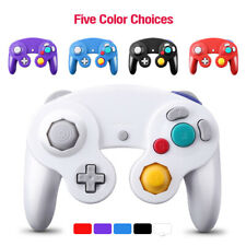 1x 2x Classic Gamepad Game Controller Retro Joystick 1.8M for Wii NGC Game Cube