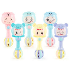 Baby Toy Rattle Infant Toys Rattles Bed Plastic Developmental Hand Bell Kids