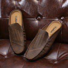 Men Slip On Casual Shoes Driving Moccasins Boat Flats Shoes Trend Fashion Summer
