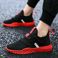 Men's Breathable Lace Up Athletic Sneakers Outdoor Sports Running Casual Shoes