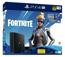 Sony PS4 Pro 1TB Neo Versa Fortnite Game Console Bundle Playstation 4 Exclusive