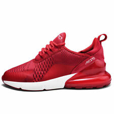 Mens Air Cushion Casual Shoes Sports Sneakers Running Jogging Mesh Breathable