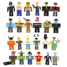 21/24pcs Roblox Zombie Attack Action Figures Playset Kids Birthday Xmas Toy Gift