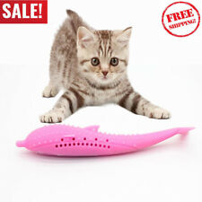 Cat Self-Cleaning Toothbrush - With Catnip Inside Purrfect Teeth