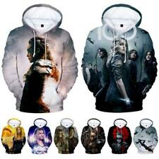 New Movie THE 100 Pullover 3D Printed Hoodie Casual Sweatshirts Sweater Hooded