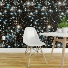 Peel-and-Stick Removable Wallpaper Galaxy Space Stars Universe Outer Nebula Star