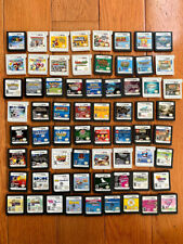 Nintendo DS 3DS Game Cartridges Pokemon Mario Dragon Quest CastleVania - U PICK!