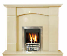 Oxford Marble Fireplace Surround 54 or 48 inch wide