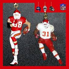 NFL FOOTBALL KANSAS CITY CHIEFS RUNNING BACK & TIGHT END CEILING FAN PULLS