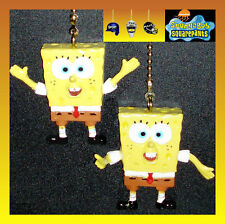 NICKELODEON SPONGEBOB SQUAREPANTS (2 FIGURES) FAN PULLS