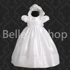 Wedding Flower Girls Party Pageant Dress Size 0m-12m