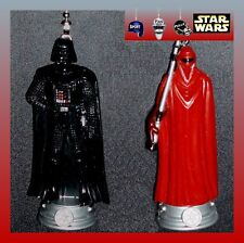 STAR WARS FIGURES CEILING FAN PULLS-DARTH VADER, BOBA FETT, ROYAL GUARD, ETC...