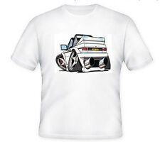 KOOLART TSHIRT - VW GOLF CONVERTABLE MK 1 - 6 SIZES