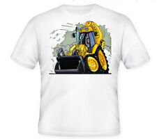 KOOLART TSHIRT - YELLOW DIGGER - 6 SIZES