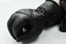 NEW Leather Motorcycle Gloves Large XL XXL ALL sizes POLICE GLOVES