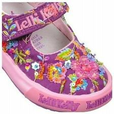 Lelli Kelly Angel Baby Dolly LK9415 Purple Mary Janes Liliac NEW sizes girls