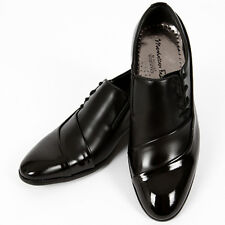 Mens Shoes Formal Casual Dress Loafers Black