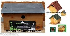 Tom Chambers Wild Bird  Nesting Boxes Nest Box For Sparrows Robins Etc