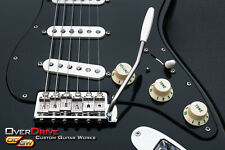 Custom Short Strat Tremolo Arm, DG Black Strat Style, Short Strat Whammy Bar