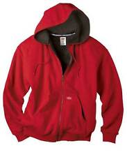 Dickies Jackets: Dickies TW382 Thermal Lined Hooded Fleece Jackets