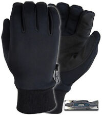 Damascus DX1425 Police Duty ALL WEATHER Winter & Wind Water Resistant Gloves