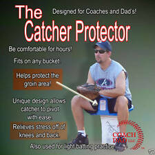 Coach Dad's Catcher Protector