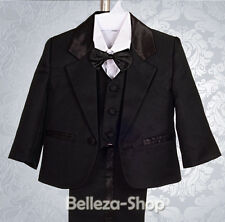 5pcs Set Baby Boys Formal Suits Outfits Christening Wedding Baby Sz 9m-2T ST022A