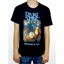 """Rival Sons """"Pressure And Time"""" T-shirt - NEW OFFICIAL black stone cherry"""