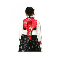 Korean traditional Dress DAENGGI 2 Hanbok hairband PIGTAIL RIBBON Girl Women