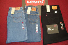Levi's 560 Jeans Comfort Fit NWT Free Shipping in U.S. BIG & TALL TOO! B&T NWT