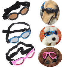 Fashion Pet Dog Doggles Goggle UV Sunglasses Eye Wear Protection Vet recommended