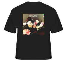 New Order Power Corruption And Lies Album T Shirt