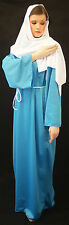 NATIVITY/BIBLE/XMAS STORY-Ladies MARY MAGDALENE Costume Fancy Dress all sizes